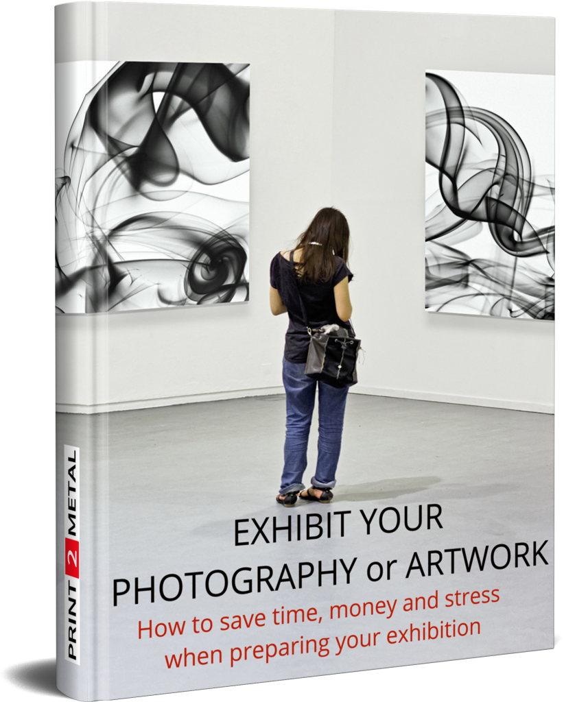 exhibit your art, print your art on metal, exhibition of your art, art exhibition, printing on metal, metal printing