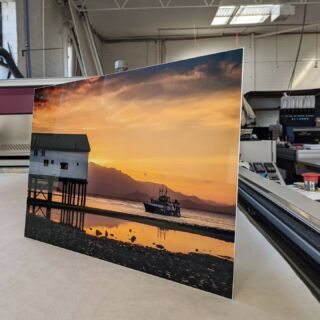 Every day we have the pleasure of enjoying beautiful photography, visual art and design; thanks to the wonderful creativity of our many valued customers and their work that travels throughout our unique production process of creating stunning metal prints😊  One particular work that stood out recently was this stunning image from Barry Beckham printed on our ever popular Ultra Gloss finish. You can explore more of Barry's work and informative photography tutorials right here: https://beckhamdigital.photo/  Thanks for trusting us with your work Barry, we look forward to serving you again in the near future!  If you have some precious memories or moments, put them on metal and enjoy for many years to come - everyone deserves a little Ultra-Gloss in their life 😜  *  *  *  *  #print2metal #awardwinningprinter #fineartprints #hdmetalprints #chromaluxe #realchromaluxe #photolab #printlab #alittlelifecreative #metalprints #wallart #smallbusinessaustralia #professionalphotographer #australianphotographers #successfulbusinesses